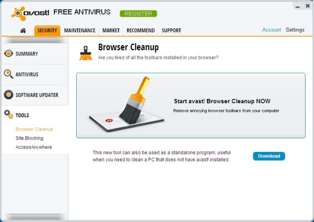 avast internet security license file free download